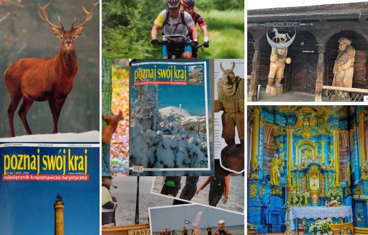 Polecamy: Poznaj Swój Kraj : miesięcznik krajoznawczo-turystyczny