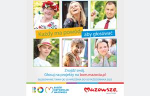Budżet Obywatelski Mazowsza