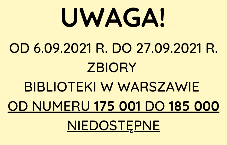 Skontrum 6.09 do 27.09.2021 r.