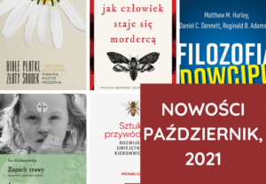 Nowości, Książki – październik, 2021